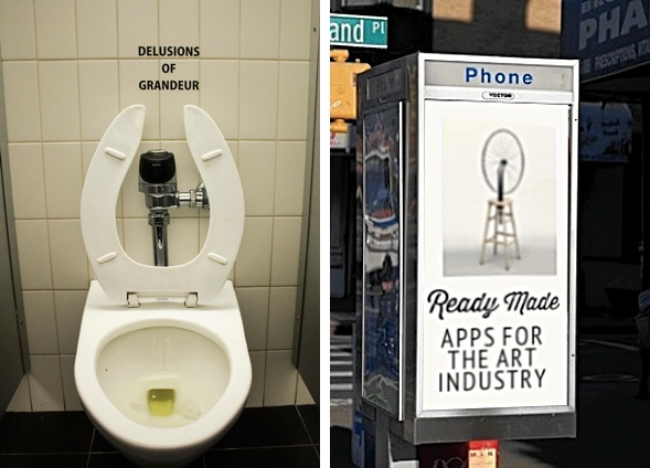 Delirios de grandeza (MOMA) - Anwendungen für die Kunstbranche