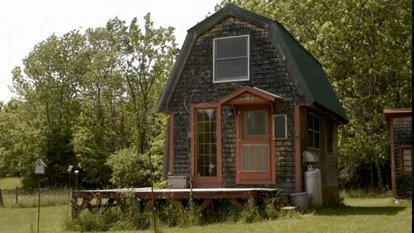 A millionaire's house