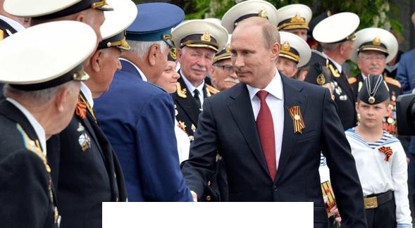Vladimir Putin Bildquelle: politico.com