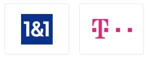 1und1 und Telekom