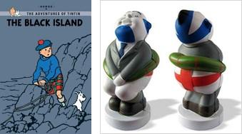Hergé & SalmondSqueezy(G) via the Guardian