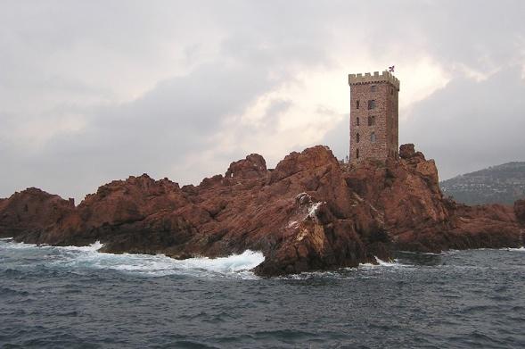 Die schwarze Insel. Foto: Cliff Barnes
