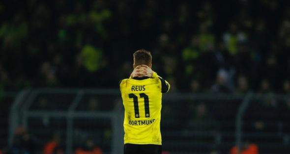 Ein Borussia Dortmund Spieler für wie lange noch? (Reuters: Ina Fassbender)