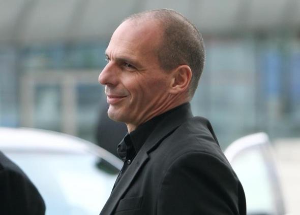 Giannis Varoufakis Foto: Daniel Roland (AFP)