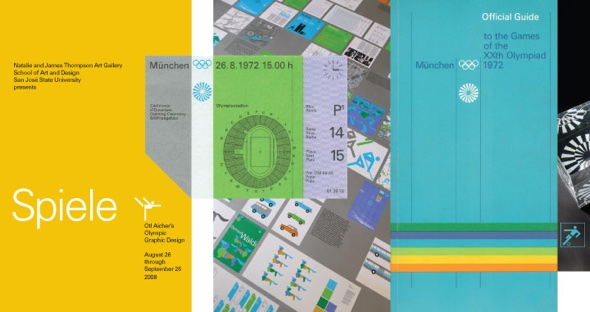 Otl Aicher Munich 72 Olympics guide