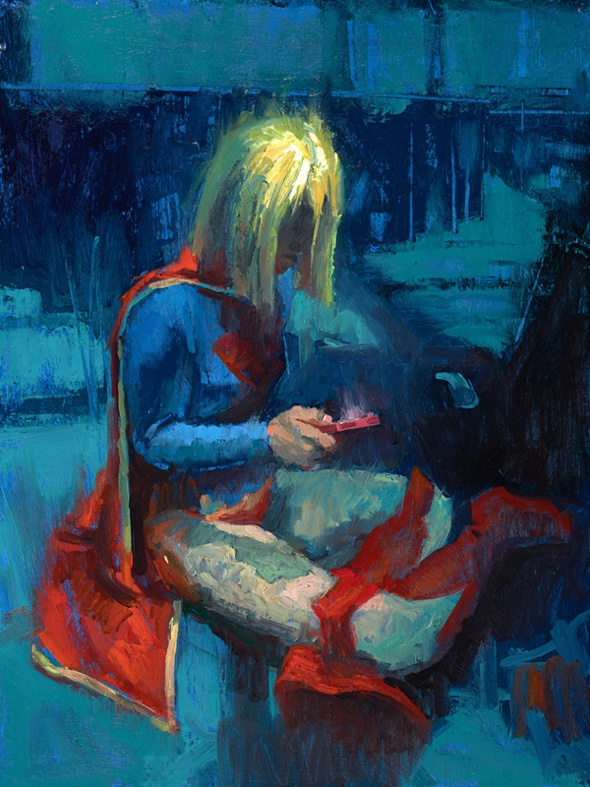 Super Texter by William Wray