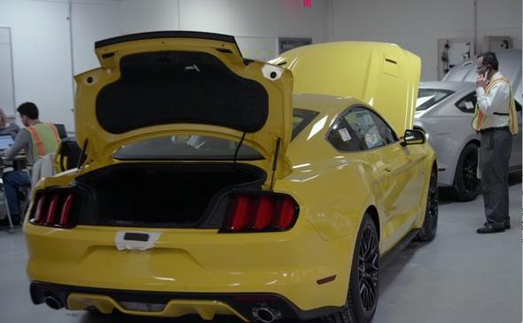 Ford Mustang kein Elektroauto bislang