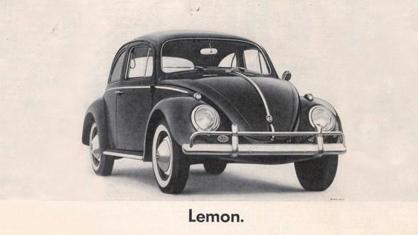 VW Schrottkarre