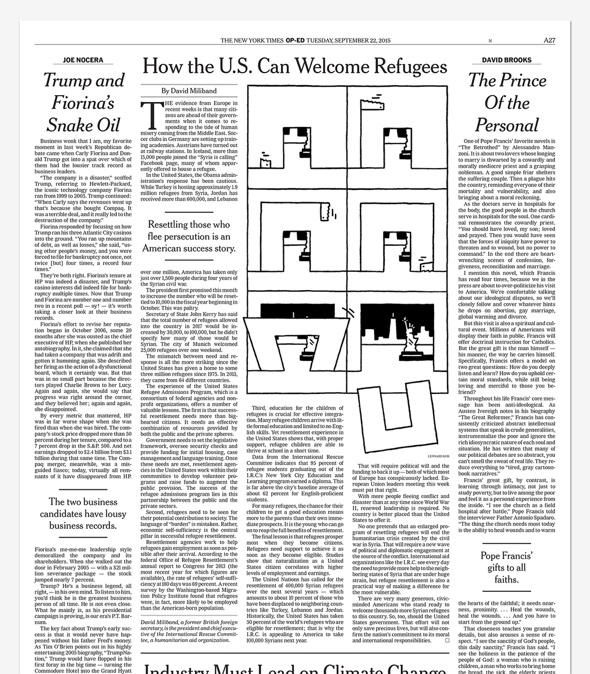 Lennard Kok Illustration in der New York Times