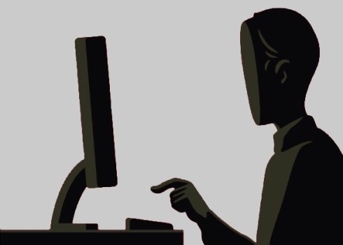 Now you don't - Illustration by Christoph Niemann