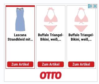 Otto Anzeige
