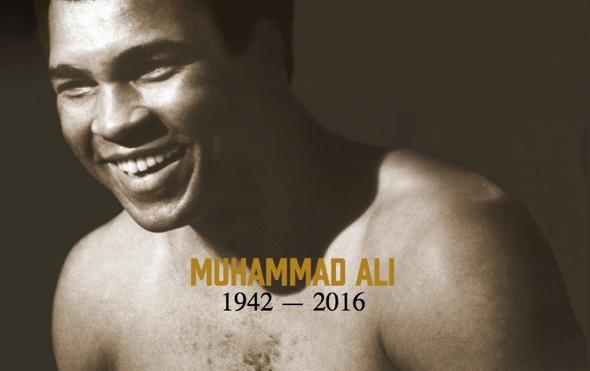 Muhammad Ali 1942-2016 ©Ali.com