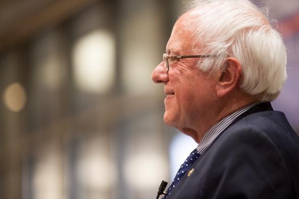 Senator Bernie Sanders, Iowa 2015