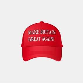 A world of betterment: Make Britain Great Again