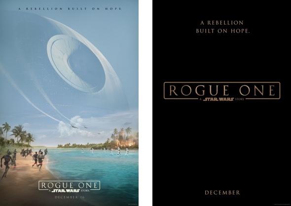 Star Wars Film Plakate