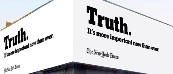 Truth. NYTimes