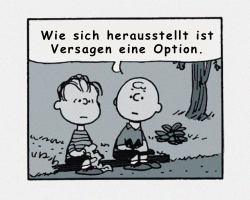 Peanuts - © Schulz