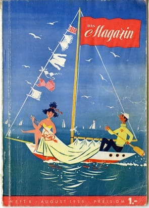 Das Magazin, Heft 8, 1955