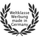 Weltklasse Werbung made in Germany