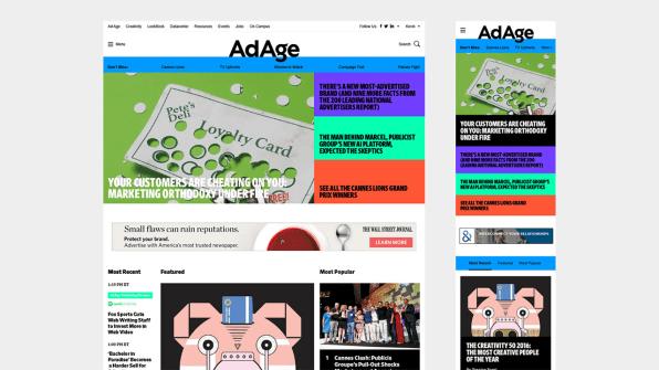 AdAge Elemente