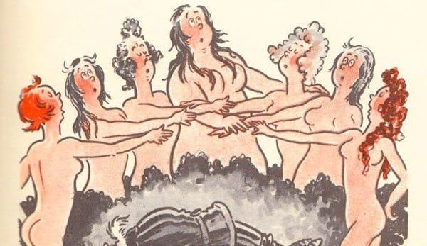 """""""Ihre Nacktheit hatte mit Scham nichts am Hut."""" (Dr Seuss:Random House)"""