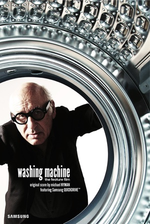 Washing machine, the feature film