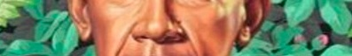 Die Nasenpartie von Obama in Kehinde Wiley's Porträt ist nicht Obama.