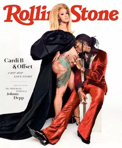 Nach MAD Magazin, National Geographic und AdAge, erneuert auch Rolling Stone seine Gestaltung.