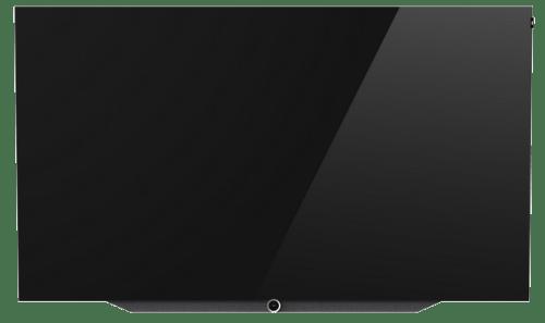 Ein Hauptanreiz ein Loewe Gerät zu kaufen waren von der klaren Gestaltungslinie und dem Material abgesehen, insbesondere der symetrisch angelegte An- Ausschaltknopf, der die wichtigsten Bedienungsfunktionen vereint und seitens digitaler Bedienelemente (Apple iPod…) vertraut sind.