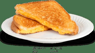 'Grilled Cheesed', eine Erfindung von JWT. Bildquelle: eatchismuch.com