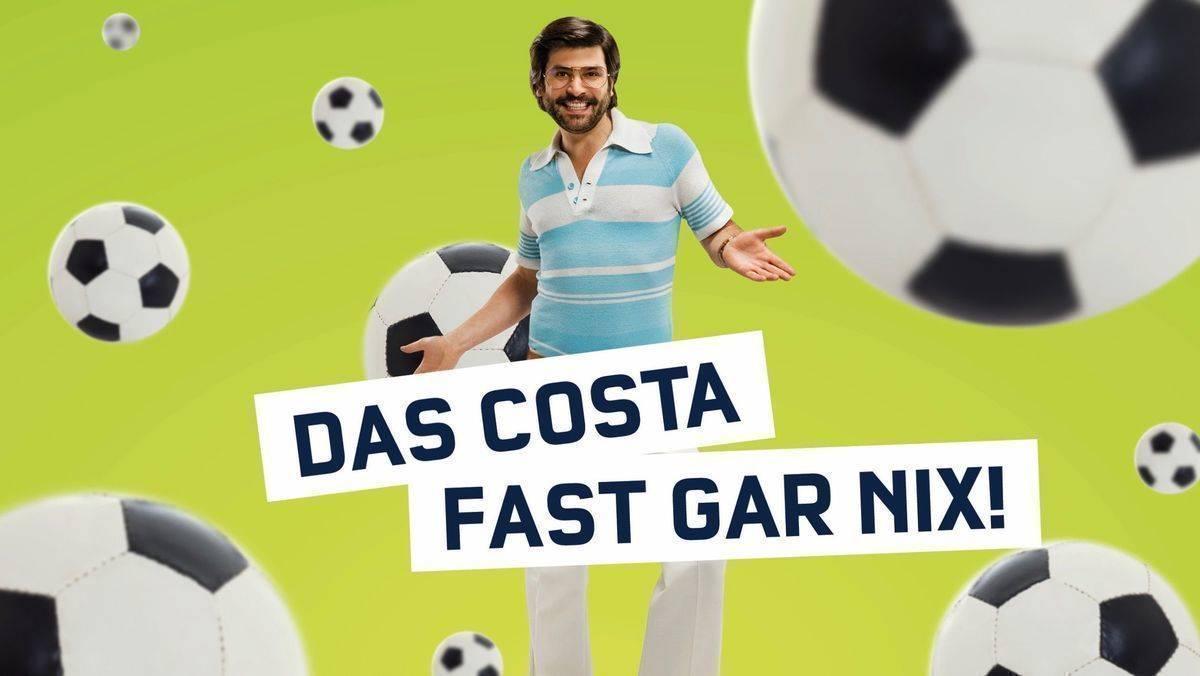 Costa Fastgarnix, dem lustigen Griechen aus Costawaswolle auf Kreta.