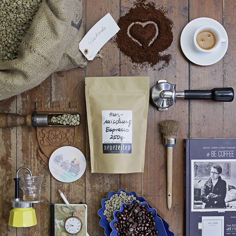 Kaffee & feine Kost