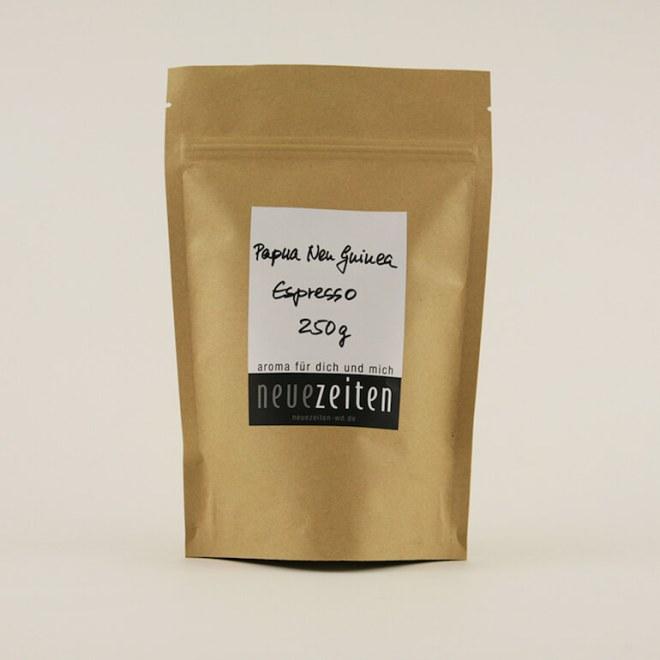 Produktbild Papua Neu Guinea Espresso