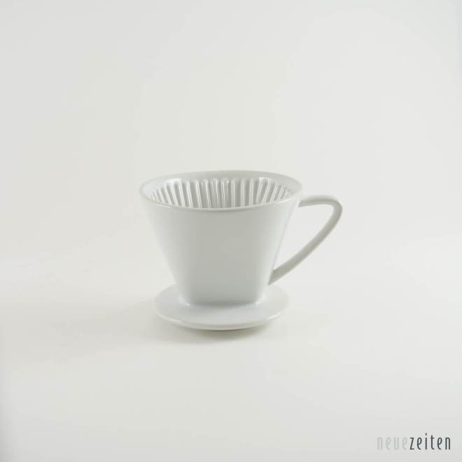 Produktbild cilii Keramik Kaffeefilter weiß Größe 2