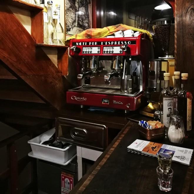 Kaffee-in-Italien