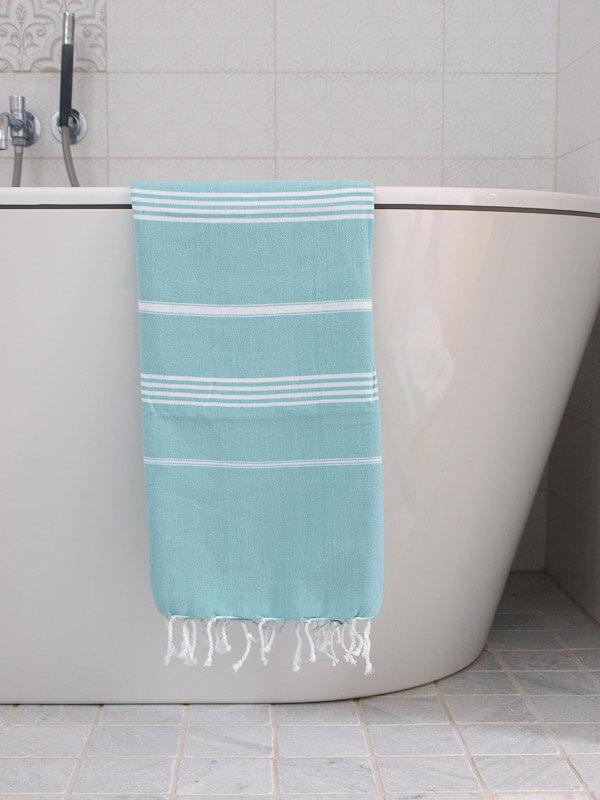 Produktbild Ottomania Hamamtuch Meerblau