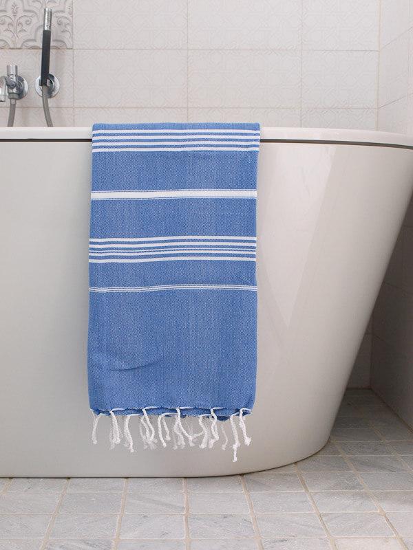 Produktbild Ottomania Hamamtuch Blau
