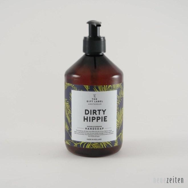 Produktbild - the Gift Label - Flüssigseife - Dirty Hippie