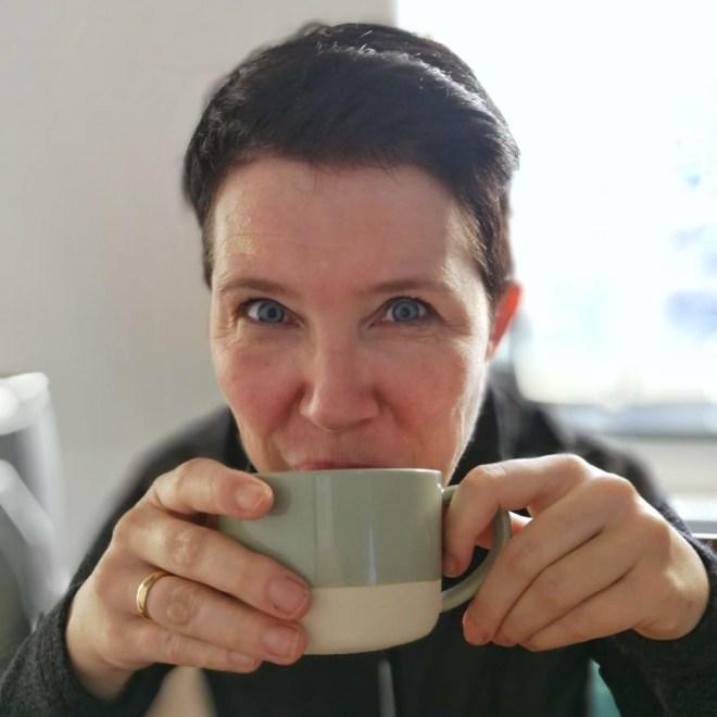 Beitragsbild - Kaffee und Sport - Nicole