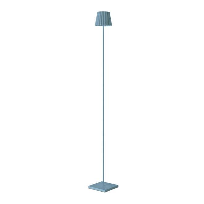 Sompex Troll LED Gartenstehleuchte-blau