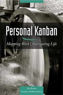 Personal Kanban book