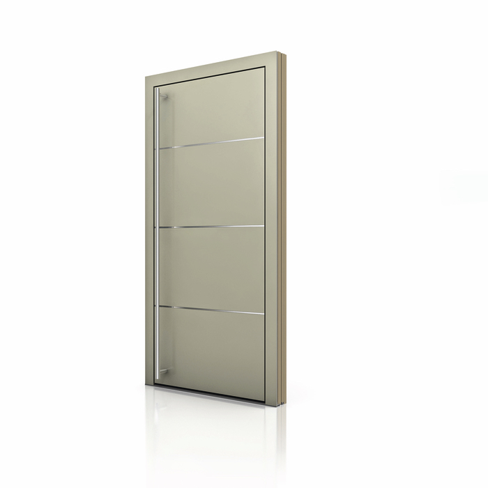 HT 410 Aluminum Entrance Door