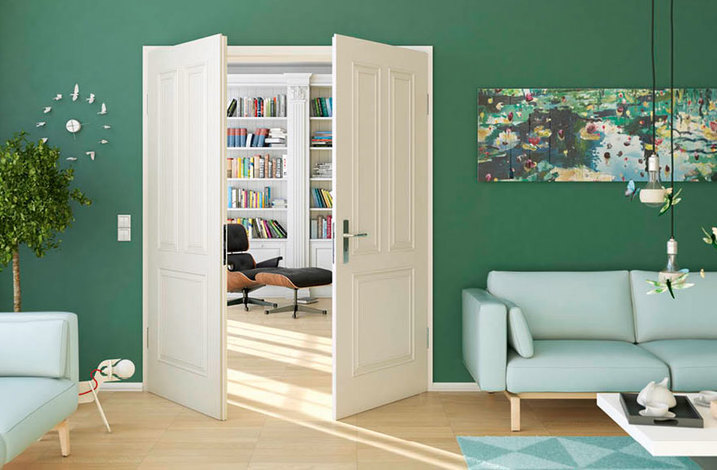 Classic Wood Interior Doors - VINTAGE Collection