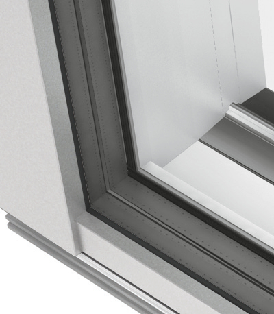 High Performance Lift and Slide Doors Triple Glazed Aluminum European Sliding Doors NeuFenster Canada