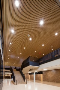 Metal Ceilings - Woodwright Box Series Interior from ...