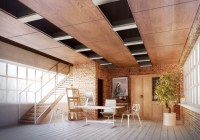 Acoustical Ceilings - Echelon Frame and Panel System from ...