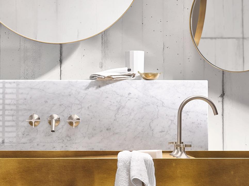 Bathroom Fittings Vaia From Dornbracht