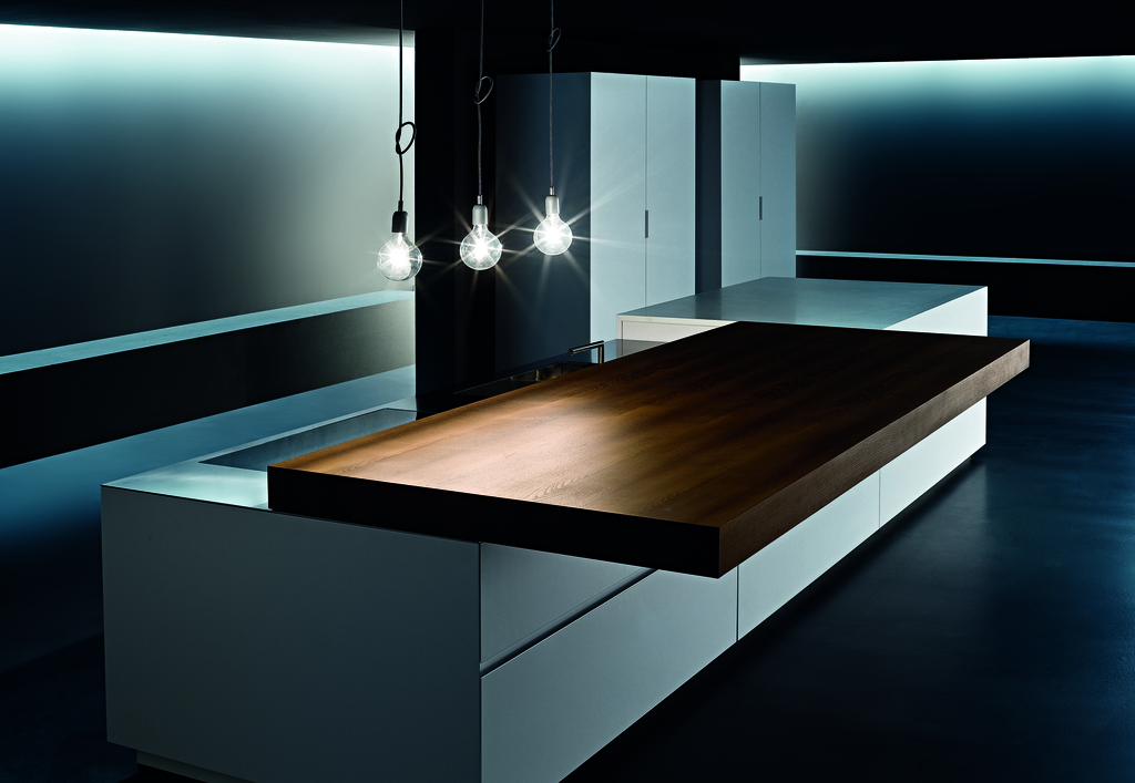 kitchen counter island hoods verve with sliding top from minimal usa