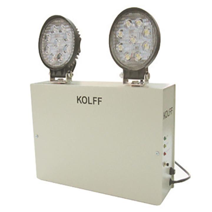 Iluminacin de Emergencia KC2000 LED de KOLFF