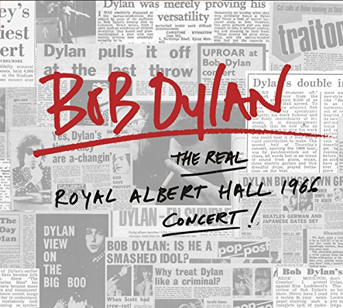 Bob Dylan – The Real Royal Albert Hall 1966 Concert (Vinyl)